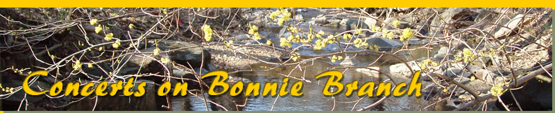 Music on Bonnie Branch